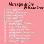 Dj Isaac Cruz - Merengue de Oro