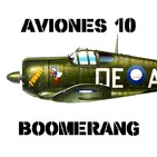 A10#26 Boomerang, el Caza de Emergencia Australiano