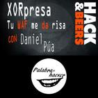 ¿Qué es XORpass? XORpresa, tu WAF me da risa #HackandBeers
