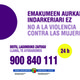 SATEVI, el servicio para ayudar a mujeres víctimas de maltrato confinadas con su maltratador