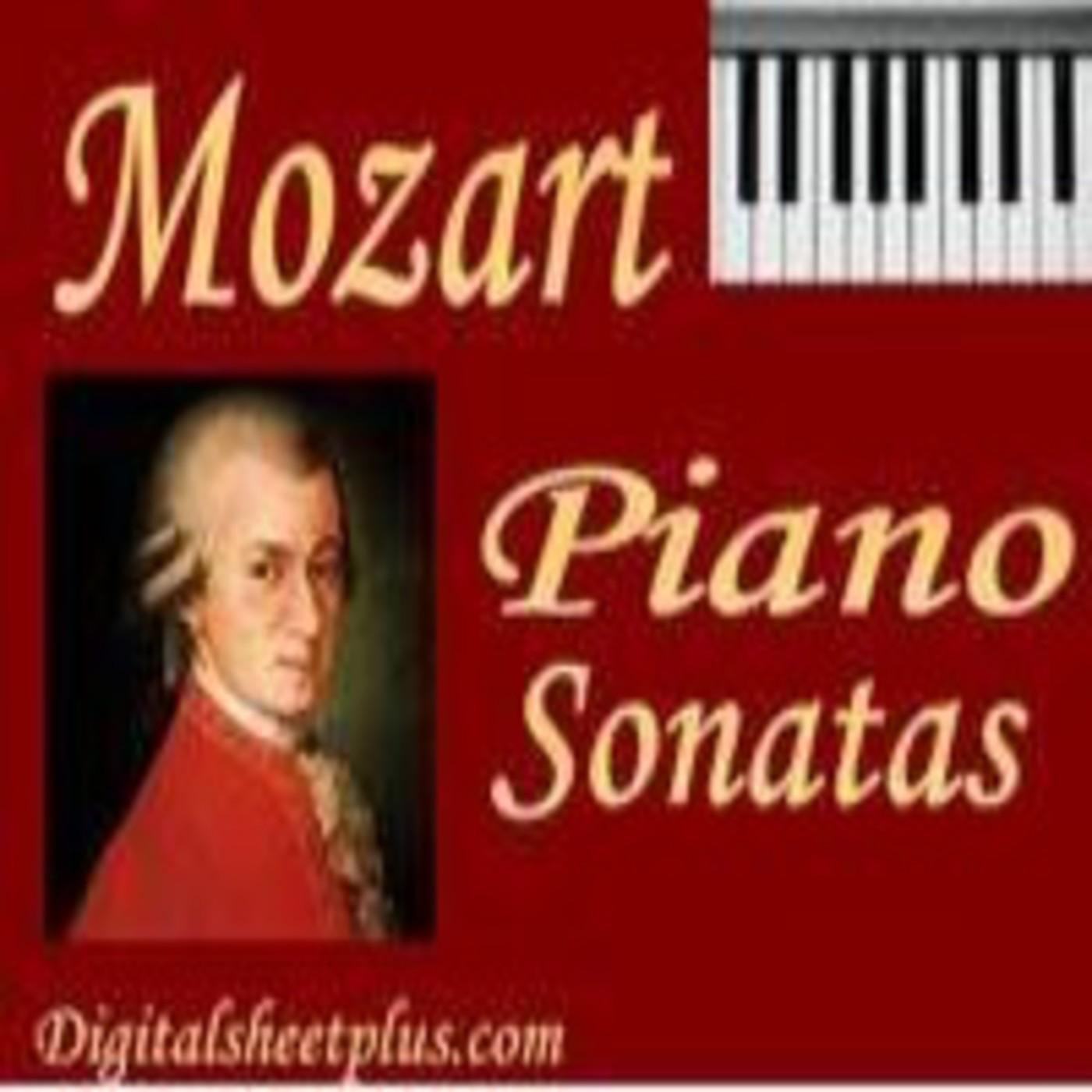 Mozart: Piano Sonatas (Completo)