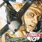 CÓMICS 10#03 Cómics de Aviones - Homenaje a Juan Giménez Crossover con Motor y al Aire