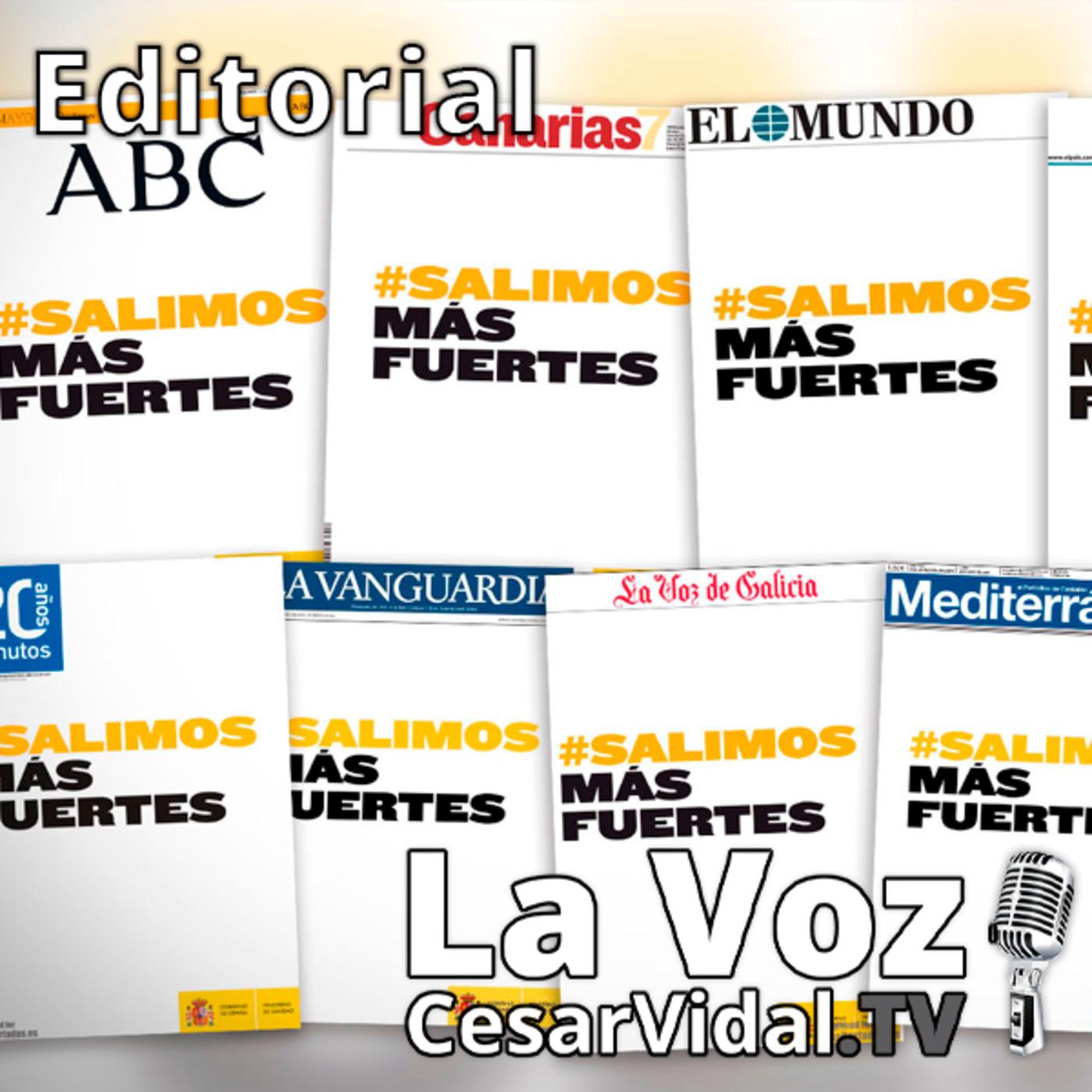 Editorial: La falta de integridad hunde a los medios españoles - 17/09/20