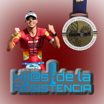 """#E3 Iván Cáceres (01) """"Aún no me lo creo. Soy Campeón del mundo en el Ironman de Hawaii y para mi es un hobbie"""""""