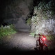 Rutas nocturnas en bici - Linternas y consejos