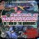 Balas y Katanas War Journal. Diario 17. The Ninja Saviors, Return of the Warriors