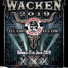 Corsarios - Domingo 21 de Julio de 2019 - Especial Wacken