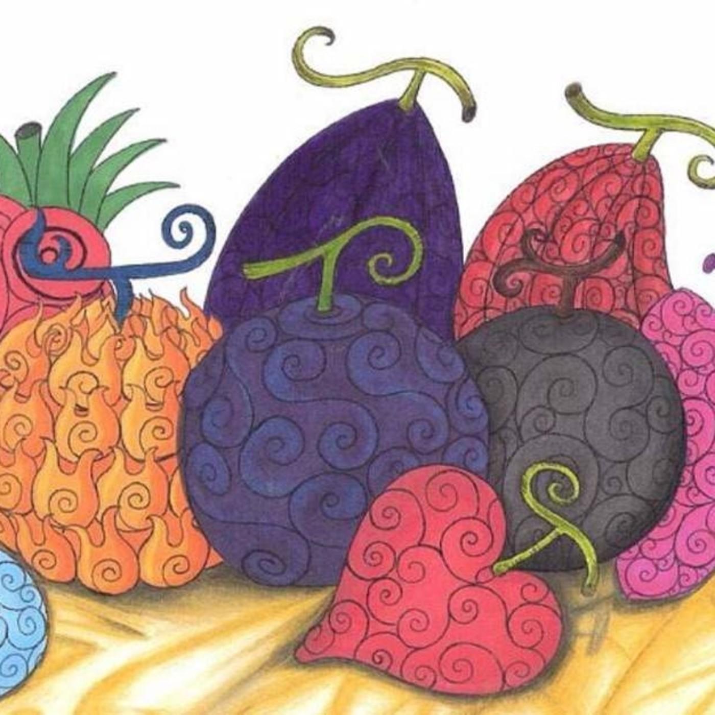 Tipos de frutas del diablo