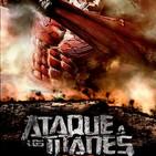 Ataque a los Titanes (2015) #CienciaFicción #Acción #Manga #peliculas #podcast #audesc