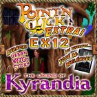 PNC Ex12 - The Legend of Kyrandia + NEWS + Urban Witch Story + Darkseed 2 con José Mª Meléndez + Correo oyentes