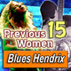 PREVIOUS WOMEN · by Blues Hendrix