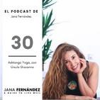 Ashtanga yoga, con Úrsula Giovanna