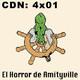 CdN 4x01 - El horror de Amityville