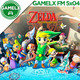 GAMELX FM 5x04 - Especial The Legend of Zelda: The Wind Waker