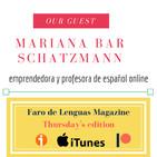 Faro de Lenguas Magazine - Thursday's edition -