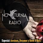 26 Exilio Azul (Nocturnia Radio) [Asesinos, Desamor y Rock & Roll]
