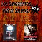 Aguas Turbias 32 - Los Sangrientos VHS de Salariasa Vol.2: San Valentin Sangriento + Remake 3D