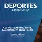 Deportes COPE Gipuzkoa 14-01-2020