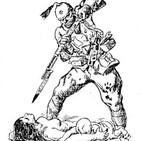 El Guerrillero 139-5 PERE NAVARRO EL CÍNICO. MOROS FRANQUISTAS VIOLADORES.