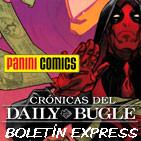 CDB Boletín Express -Fucking Money, Panini