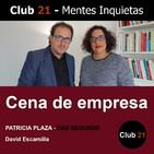 Cena de empresa – DAS SEGUROS / Club 21 – David Escamilla