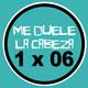 1x06 Me Duele La Cabeza   Gaviotas , consejitos , elecciones y Fiestas Paco