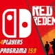 4Players 159 Nintendo switch y Red dead redemption 2