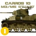 Carros10 #14 M3/M5, el omnipresente Stuart - Tanque Ligero Honey Historia