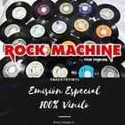 Rock Machine 100% Vinilo #BackToVinyl #Programa76