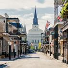1x08 / Una hora en otra ciudad : Nueva Orleans