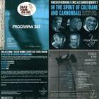 Programa 383: Joel Moreno Codinachs i Herring & Alexander 5tet featu. Mabern