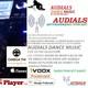Audials Dance Music Con Victor Velasco Set N105 Radio Podcast Dance Audials Asturias Radio