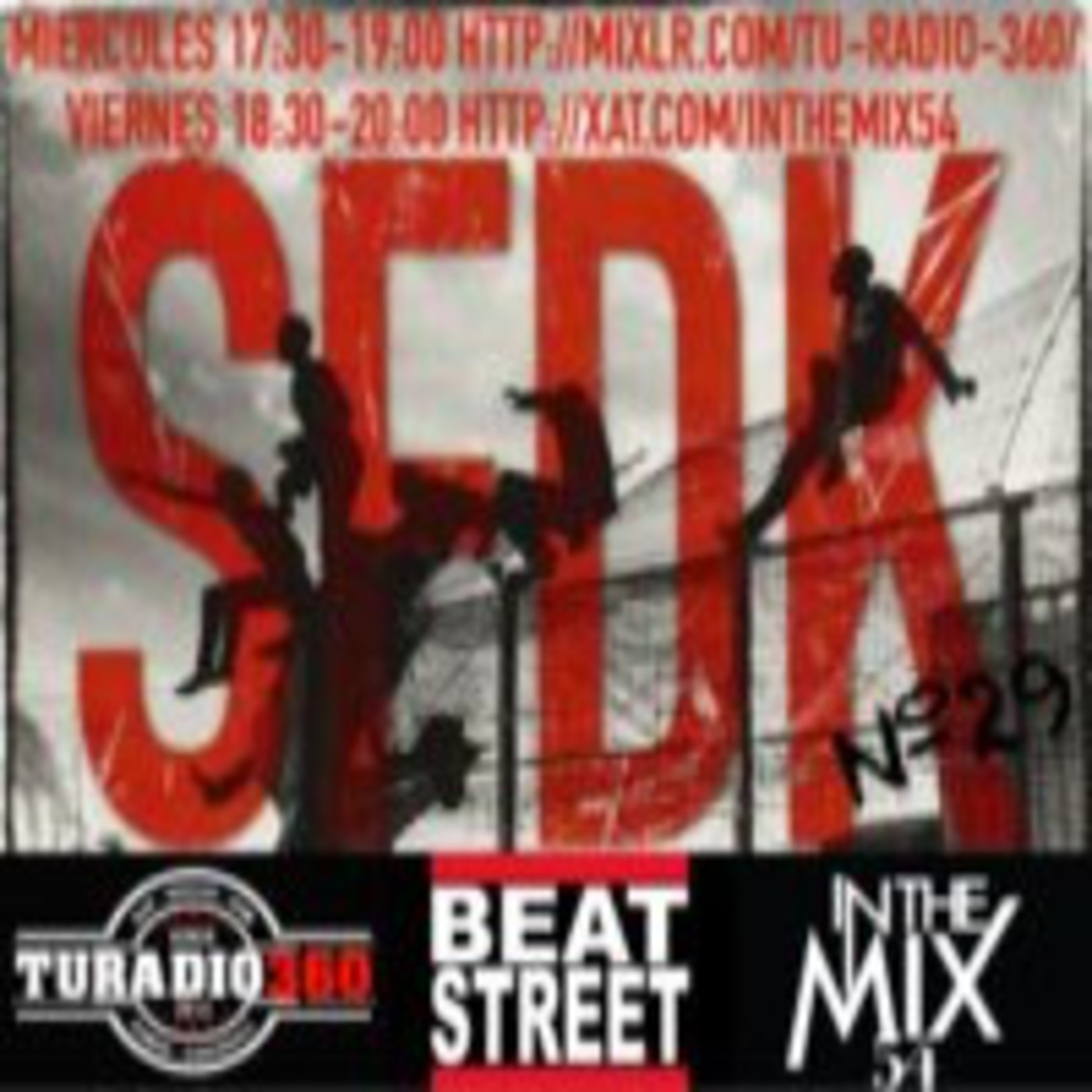 DJ SPY-Beat Street Nº29 (Tu Radio 360-In The Mix 54)