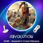 Revolution Podcast - 2x08 - Assassins' Creed Odyssey