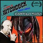 EPDH 5X02: Especial Predator, Carmen y Lola, Campeones, Antman y la Avispa y Jigoku.