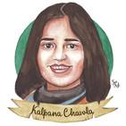 Mujeres Olvidadas por la Historia - Kalpana Chawla