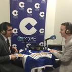 Charlamos con José Manuel Caballero, presidente de la Diputación de Ciudad Real