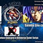 8x14 Polémica de Chimaki Kuori con Saintia Sho y Toei Censura a Universo Saint Seiya - EN VIVO