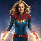 Capitana Marvel, Muñeca Rusa y mucho más