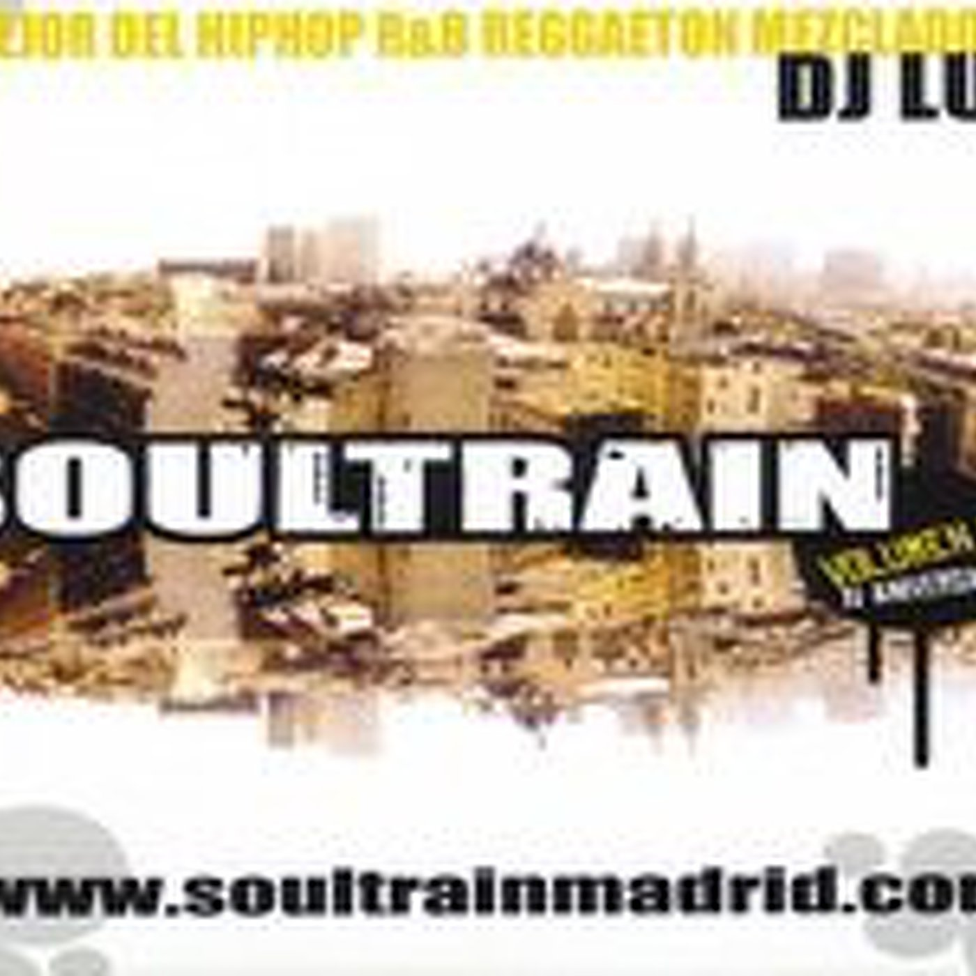 DJ SPY & DJ LUIS-Soul Train Vol 6