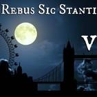 Rebus sic stantibus -Quinta sesión