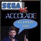 [Podcast 12] Sega-Accolade, contigo empezó todo (videojuegos, licencias y bilis)
