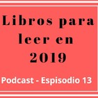 013: Libros para leer en 2019