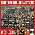 Jugadores Anónimos 3x09 CROSSOVER en Directo Murcia Lan Party 2014