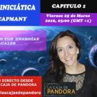CONECTANDO CON TUS ENERGÍAS ZODIACALES - Astrología Iniciática por Carolina Capmany