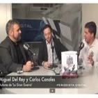 'La Gran Guerra', con Carlos Canales y Miguel del Rey