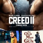 Ningú no és perfecte 18x21 - Creed II, The Old Man and The Gun i Star Trek: Discovery 2x01