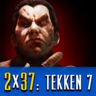 Podcast LaPS4 2x37 : Análisis Tekken 7, Filtraciones del E3, Crash Bandicoot