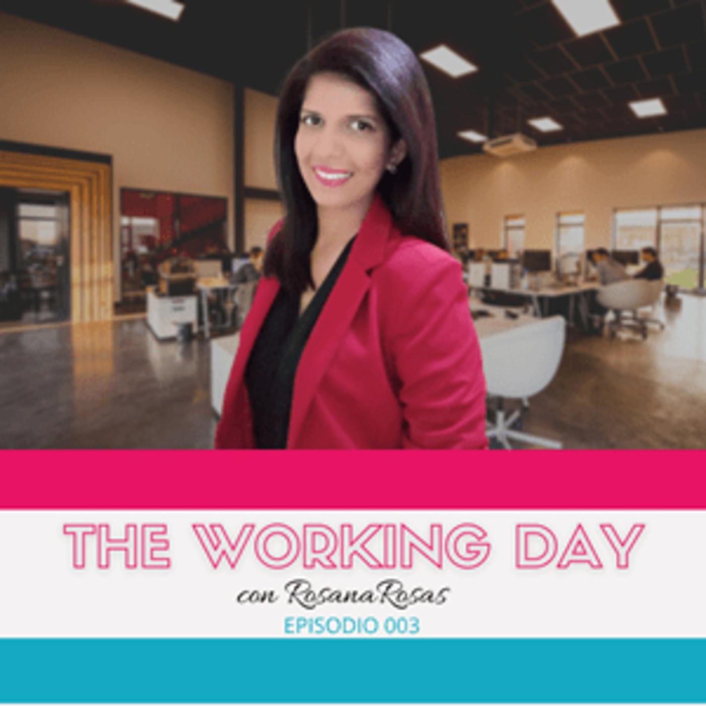 Mantente enfocado mientras trabaja desde casa | Ep.3 en The Working Day