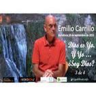 Dios es yo, y yo...¿ Soy Dios ? - EMILIO CARRILLO, Conferencia Barcelona 2013 Parte 3 de 4